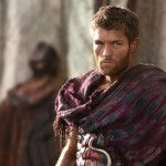 Spartacus War of the Damned DVD
