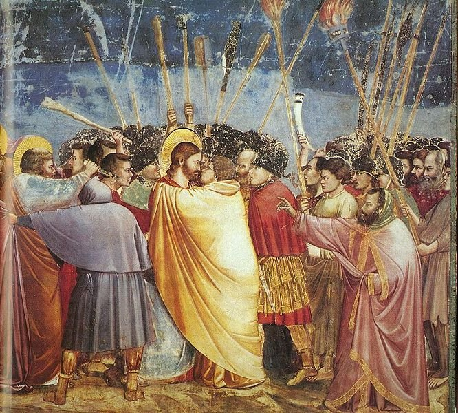 666px-Giotto_-_Scrovegni_-_-31-_-_Kiss_of_Judas